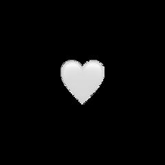 emoji emojis iphoneemoji iphoneemojis emojiiphone whiteheart whiteheartemoji heart heartemoji cute aesthetic aestheticemoji freetoedit