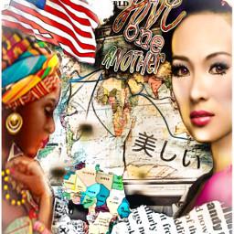 world countries people map women ladies love ecgachalifehalloweenoc gachalifehalloweenoc