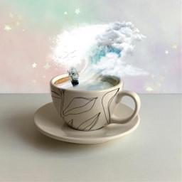 cup ocean magic believeinmiracles ship cupofsea behappy кружкасчастья чашка кружка океан океанвнутричашки магия волшебство верьвчудо ;) freetoedit