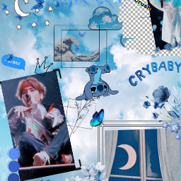 freetoedit suga sugabts btssuga bts minsuga minyoongi yoongi yoongimin yoongisuga blue btsblue sugablue bluesuga blueyoongi yoongiblue aesthetic sugaaesthetic btsarmy btsaesthetic