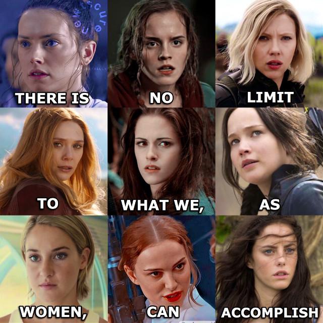 @newtscure is typing... ❝ Women x Quote ❞ ————❀———— q : favorite of these nine?  a : all of them! ————❀———— [Follow @newtscure for more!]  ————❀———— #starwars #reyskywalker #padmeamidala #harrypotter #hermionegranger #marvel #natasharomanoff #wandamaximoff #twilight #bellaswan #thehungergames #katnisseverdeen #divergent #trisprior #themazerunner #teresaagnes
