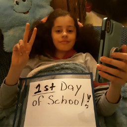 photo awhileago firstdayofschool. shareit freetoedit firstdayofschool pcschoolsupplies schoolsupplies