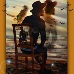 freetoedit fantasyart cloneeffect photomanipulation shadoweffect doubleexposure art editedbyme picsarteffects picsartelements
