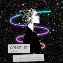 dreamer life goals freetoedit