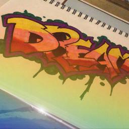 art graffitistyle lockdownhobbies freetoedit