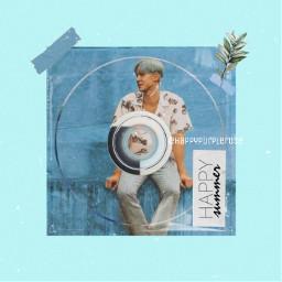 kpop kpopedit ateez ateezyunho ateezedit freetoedit rccdcover cdcover