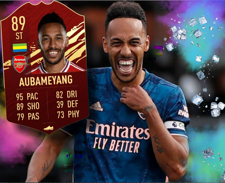 Will #aubameyang get place in #totw