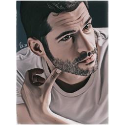 portrait digitalpainting drawing portraiture freetoedit tomellis