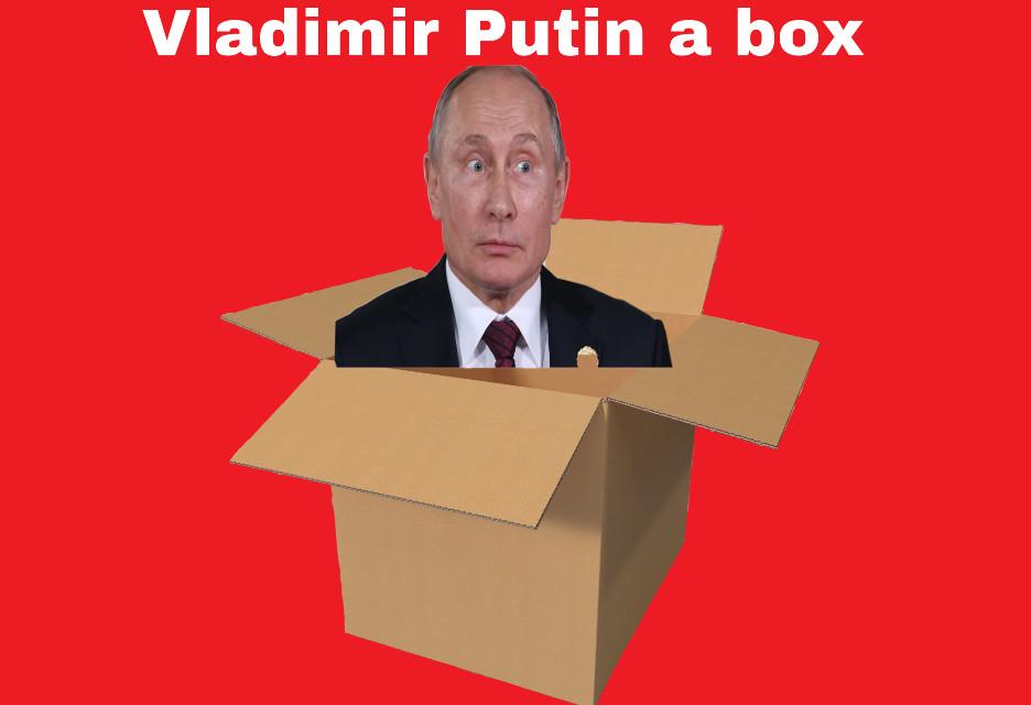 #vladimirputin #box #like#follow