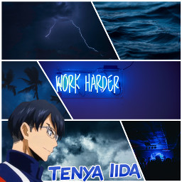 iida tenyaiida iidatenya blue blueaesthetic navy dark darkblueaesthetic darkblue freetoedit