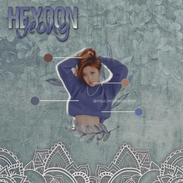 ↬ [💌] ♡︎ 𝐵𝑙𝑢𝑒 𝐿𝑜𝑣𝑒 ( ˘ ³˘)♥ ~ ~ ~ ~ ❦ ~ ~ ~ ~ 𝖠𝖣𝖬𝖨𝖭': @wiseuniter  𝗜𝗡𝗧𝗘𝗚𝗥𝗔𝗡𝗧𝗘 𝗡𝗔 𝗙𝗢𝗧𝗢: 𝙷𝚎𝚢𝚘𝚘𝚗 𝙹𝚎𝚘𝚗𝚐 𝘀𝗶𝗴𝗮 @equipenowunited ♡︎♥︎ ~ #heyoonjeong #heyoon #nowunited #heyoonjeongedit #heyoonedit