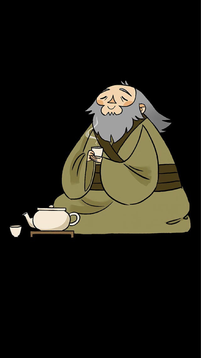 Uncle iroh 😝 #uncleiroh