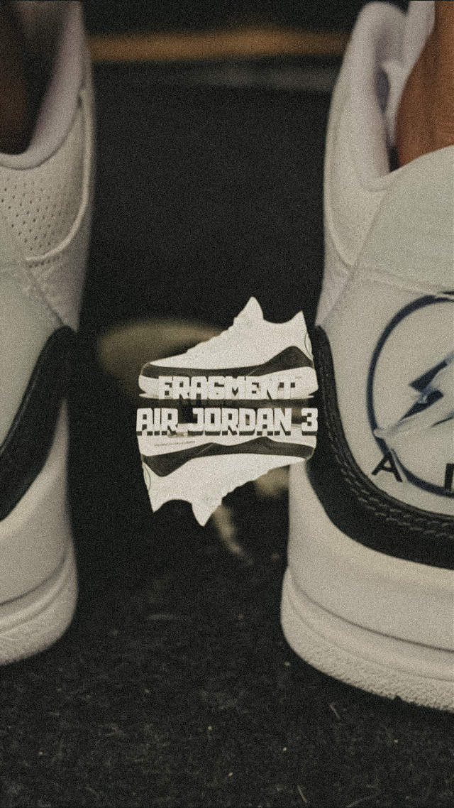 I started a little poll on Instagram about the Fragment Air Jordan 3 ... Be part of the survey and vote whether you would buy it or not... | #airjordan3 #jordan #airjordan #fragmentairjordan3 #sneakers #nike #sneakerhead #shoes #jordan #fashion #adidas #kicks #sneaker #hypebeast #sneakersaddict #style #sepatumurah #kicksonfire #sneakerheads #bhfyp #kickstagram #sepatu #streetwear #sneakeraddict #nicekicks #ootd #s #nikeairmax #bhfyp