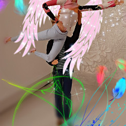 барби барбикукла крылья радуга перья barbie barbiedoll wings rainbow barbiephotography freetoedit