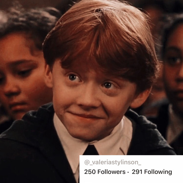 TYSM ON 250 followers!!! @ac7325  @_harrys_watermelon_  @claireb1994  @1d_forever_nialler  Comment ✨ to be in the taglist Comment🥺 to leave the tag list  Comment🐀 if ur user has changed  #ronweasley  #harrypotter