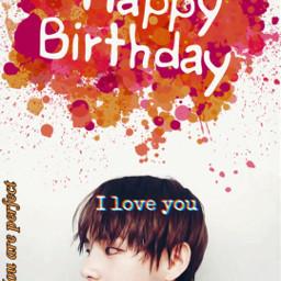 yup_sup mum birthday happybirthday ilovemum notrealmumbutmum taehyung bts freetoedit