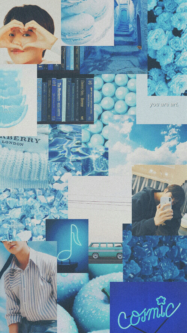 Another TREASURE member! My bias, Jaehyuk. blue inconspicuous idol wallpaper #idol #blue #cute #aesthetic #wallpaper #inconspicuousidol #kpop #jaehyuk #yoonjaehyuk #treasure #treasureyg