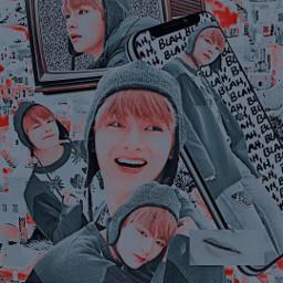 bts kimtaehyung taehyung v taetae maknaeline bt21tata bt21 edit picsart idol sweet cuteboy @picsart cuteboy