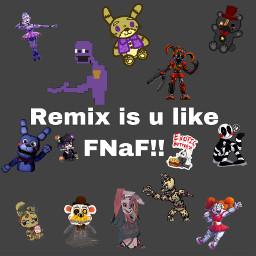ballora purpleguy glitchtrap scarpbaby lefty bon aftonfamily ennard puppet springtrap moltenfreddy vanny scraptrap circusbaby remix