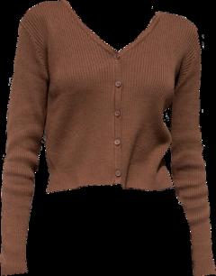 brandymelville brandy sweater sweaterweather brownaesthetic freetoedit