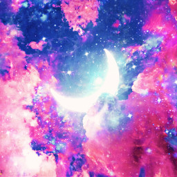 galaxy galaxyaesthetic galaxybackground sky galaxysky skybackground skyaesthetic aestheticsky aesthetic aestheticedit aesthetics moon clouds sparkles background backgrounds papicks heypicsart