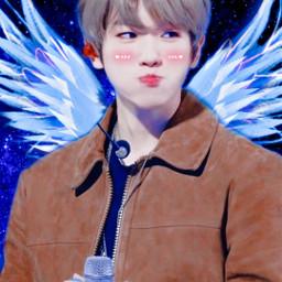 exo baekhyun exobaekhyun exoedit freetoedit srcneonwings neonwings