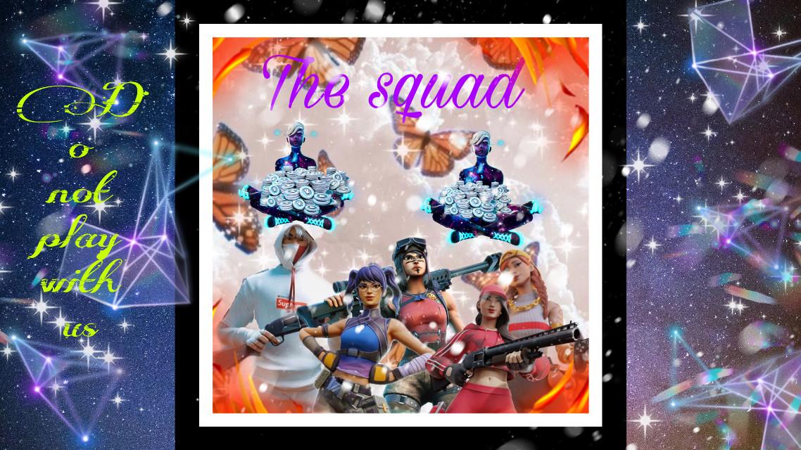#fortniteedit my squad