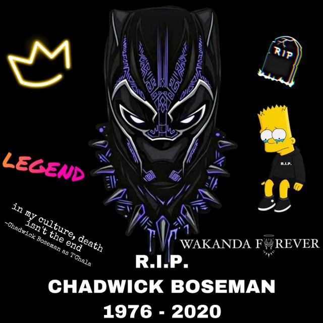 #ripchadwickboseman