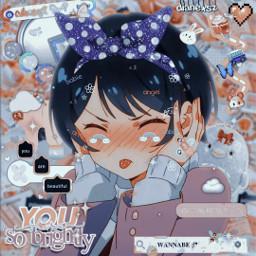 anime animeedits animegirl animeboy art artedit aesthetic aestheticedit phtography japan otaku kawaii editkawaii pinkaesthetic otome. freetoedit otome