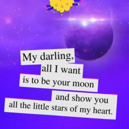 overthemoon baa lightmask lightcracks purplenyellow lamb moon freetoedit