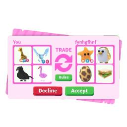 adoptme sticker picsart accept decline fair egg sandwich freetoedit