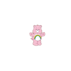 freetoedit vscogirl bear bears indie indiekid osito pink pastel heart darling cottage cottagecore aesthetic colorful colorpop art kids qsy cute tiny vintage rainbow arcoiris