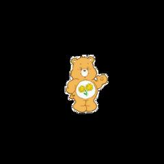 fanartofkai vscogirl bear bears indie indiekid osito orange pastel flower darling cottage cottagecore aesthetic colorful colorpop art kids qsy cute tiny vintage yellow kawaii freetoedit