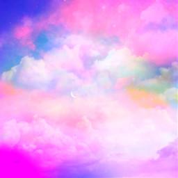freetoedit picsart sky background pinksky remix remixit