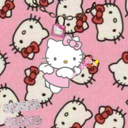 пинк розовый pink rozovyi розовыйцвет волшебнаяпалочка хеллоукитти хеллоу китти hello kitty hellokitty актив freetoedit