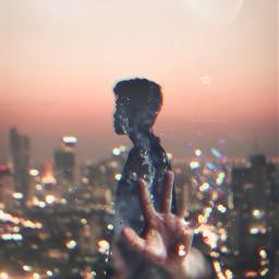 hope feelings creative sky city photostory trust interesting neverloosehope united visions freetoedit