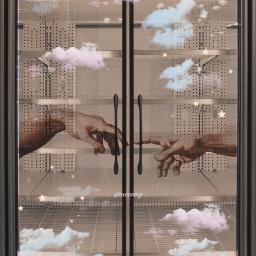 clouds heladera refrigerator ircfillthefridge fillthefridge freetoedit