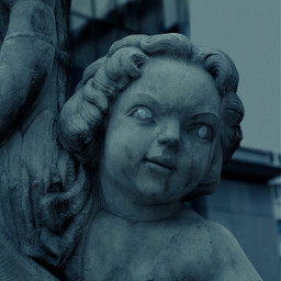 freetoedit theme photography statue creepy