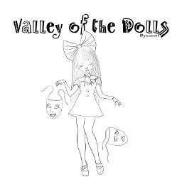doll dolls cute adorable paintit freetoedit