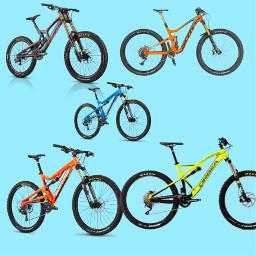 mountainbike freetoedit