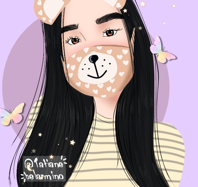 Thanks @picsart 🥰👉🏻❤❤❤ 🌸@alisaapril  #mydrawing #redraw  #remixit #stayhome  #fotoedit #longhair #girl #sketch #outline #motivation #flowers #stickers #dibujo #picsart #sky