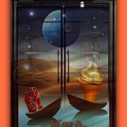 freetoedit photomanipulation surreal fantasyart art ircfillthefridge