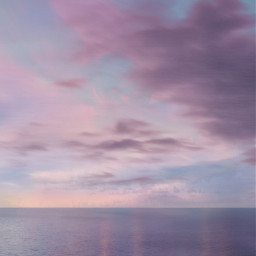 freetoedit myedit minimalism creative clouds skylovers ocean madewithpicsart makeawesome heypicsart araceliss pink purple pinkandpurple background backgrounds