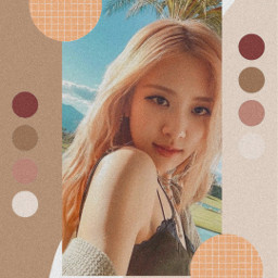 blackpink rosé aesthetic_edit
