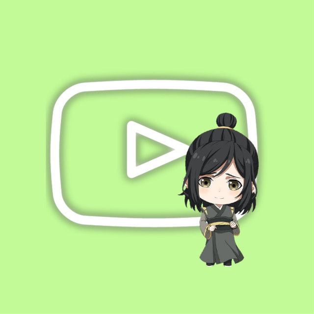 Nie Huaisang Youtube Icon #niehuaisang #nhs #mdzs #modaozushi #grandmasterofdemoniccultivation #founderofdiabolism #theuntamed #cql #anime #donghua #animeboy #china #freetoedit #freetoeditwithcredit #sticker#ios14 #android #freeicons #freeicon #appicon #icon