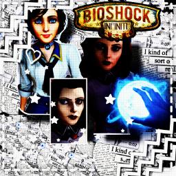 coffiiteedits elizabethbishop bioshockinfinite bioshock bioshock_infinite bioschock