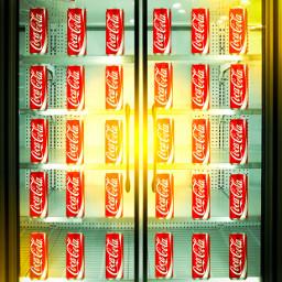 cocacola fridge freetiedit challenge cool freetoedit ircfillthefridge fillthefridge