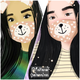 redraw remixit mydrawing fotoedit longhair girl sketch outline motivation flowers stickers dibujo picsart sky freetoedit
