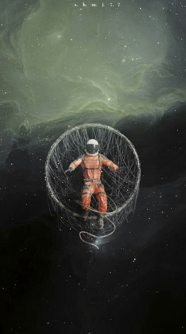 #astronaut#space#circle#3d# #masterstoryteller#be_creative