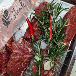 food meat steak freetoedit